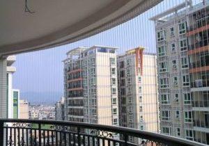 Lưới an toàn cho nhà cao tầng đảm bảo an toàn tuyệt đối cho gia đình thân yêu của bạn